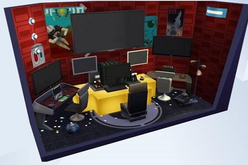 gamer zimmer 2 pro gamers room by findjoo mobel